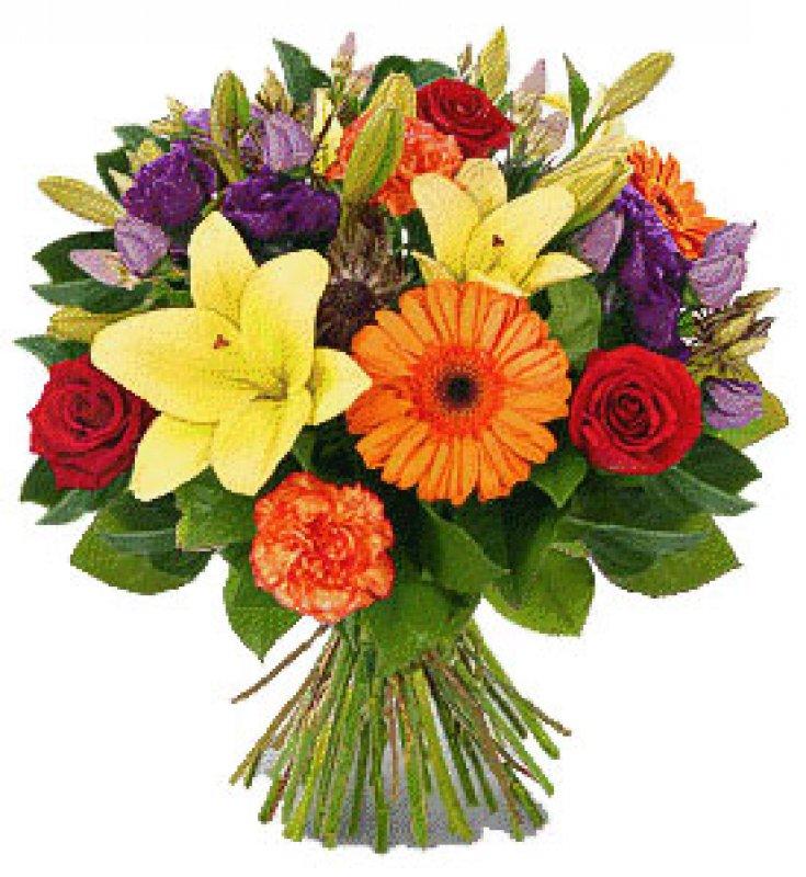 Flower Shop - Flower Bouquets - Annivia Gardens in Paphos Cyprus