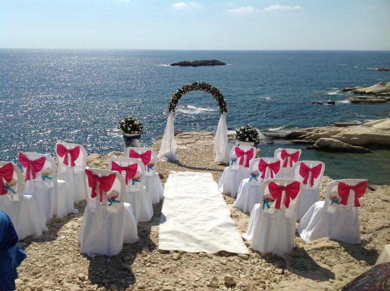Wedding decoration and landscaping by annivia gardens in paphos cyprus wedding flowers decorations junglespirit Choice Image